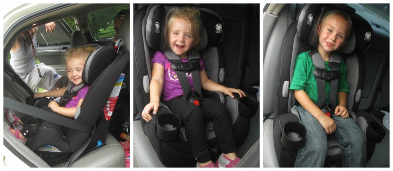 Safety 1st Grow And Go 3-in-1 Car Seat Review | Emily Reviews