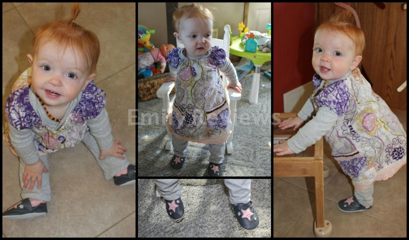 Ministar Baby Shoes review | Emily Reviews