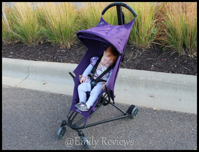 Quinny Yezz Lightweight Stroller Review Emily Reviews