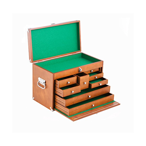 trinityii Wood Chest Tool Box