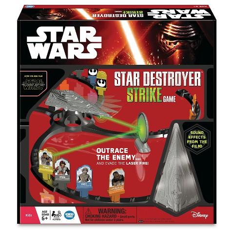 Star Wars The Force Awakens™ Star Destroyer Strike Game