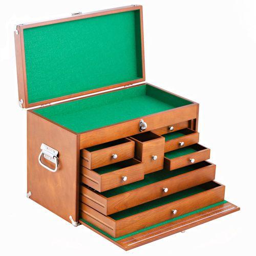 Trinityii Wood Tool Box