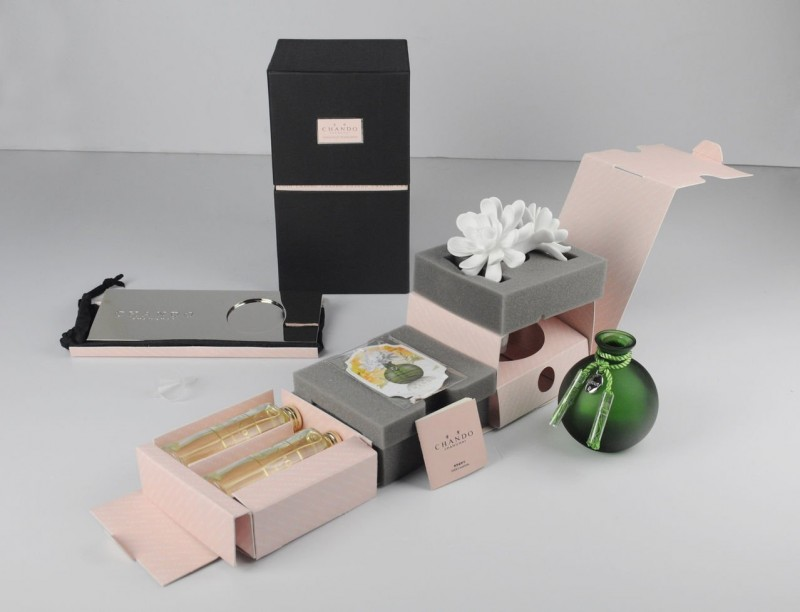 Chando - handcrafted porcelain fragrance diffusers