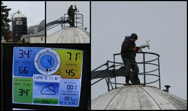 AcuRite Pro 5-in-1 Weather Station with Dual Displays, Weather Ticker, Wind and Rain