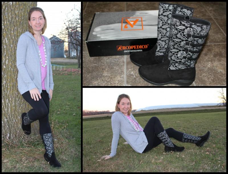 Arcopedico R66 boots 2