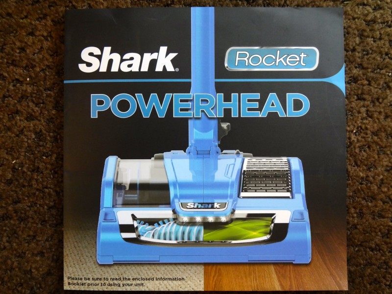 Shark Rocket Powerhead Vacuum Review Emily Reviews