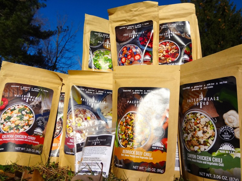 Paleo Meals to go review