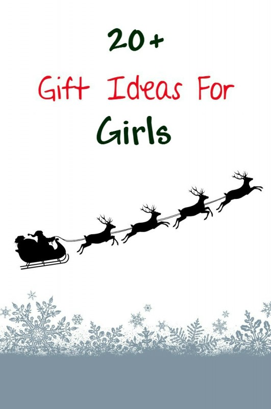 Christmas gift ideas for little girls and young girls roughly ages 3-10 years old. Great christmas gifts or birthday gift ideas. Affordable gifts that are cute, fun creative and unique.