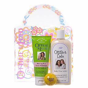 Ottilie & Lulu Girls SS MGG STOCK IMAGE