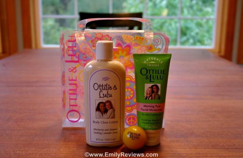 Tween Natural Skin Care Gift Sets From Ottilie Amp Lulu