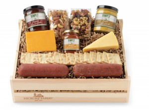 MEN'S GIFT IDEA Hickory Farms MGG STOCK IMAGE