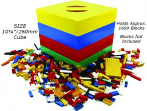 Box4Blox MGG STOCK IMAGE
