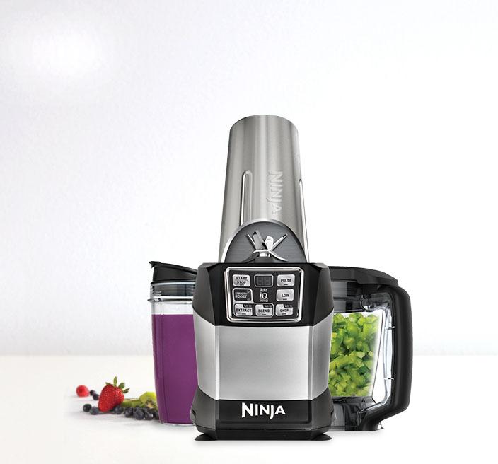 Nutri Ninja Compact System Image