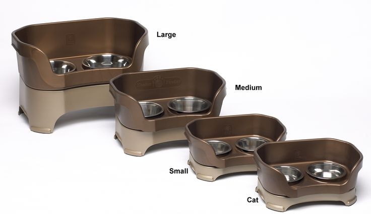 Neater Feeder Deluxe Dog & Cat Bowls
