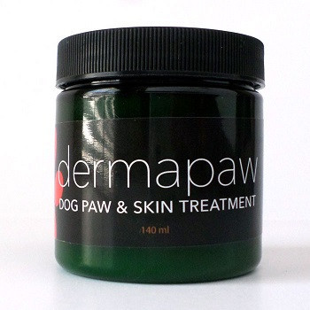 Dermapaw natural skincare treatment for dogs