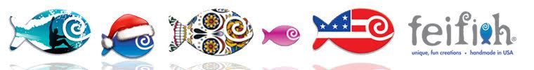 feifish etsy shop logo