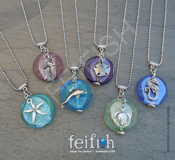 FEIFISH Silverdescent Sealife Collection