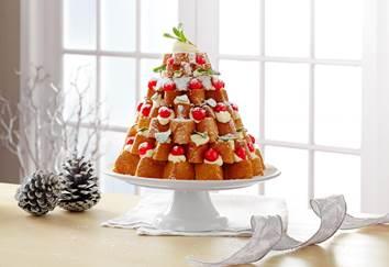 Bauli Panettone cake