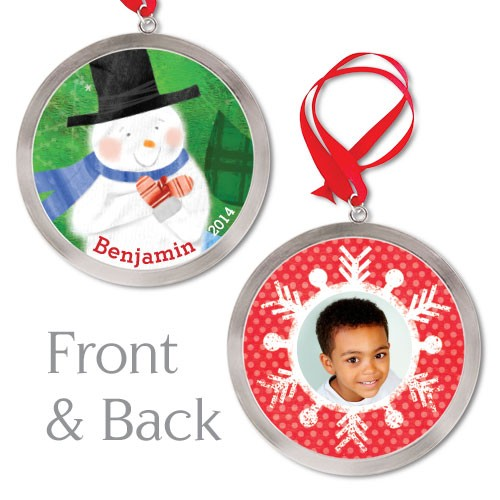 I See Me Personalized Ornament