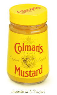 Coleman's prepared-mustard