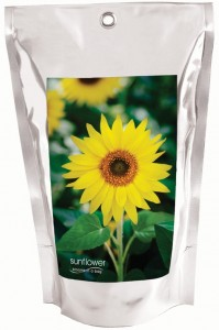 mini sunflower bag