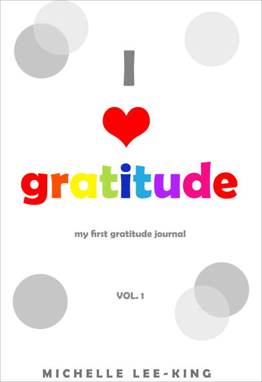 I Heart Gratitude Daily Journal