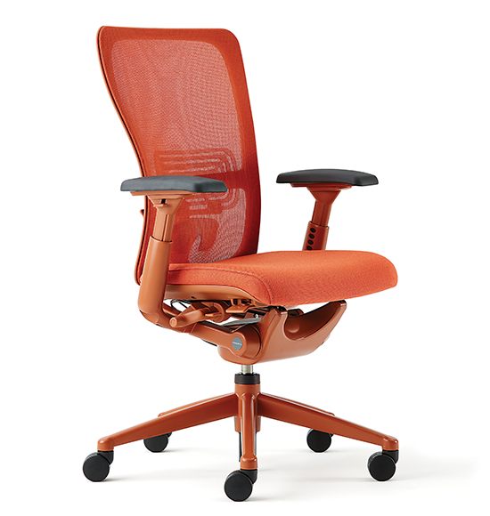 Haworth An Active Vibrant Culture Zody Task Chair Giveaway