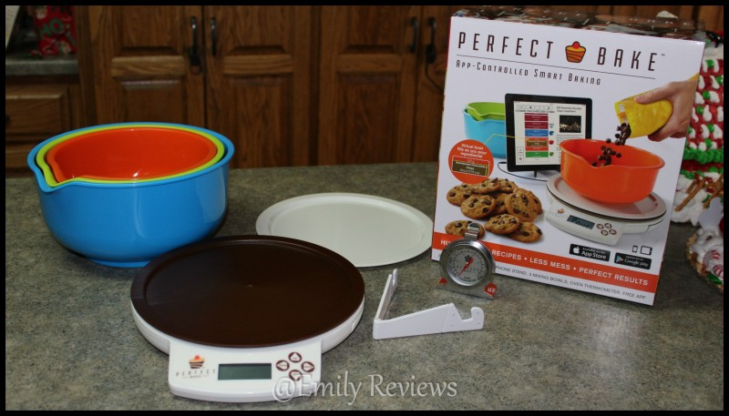 Perfect bake scale app baking giveaway us 1 21 for Perfect bake scale system