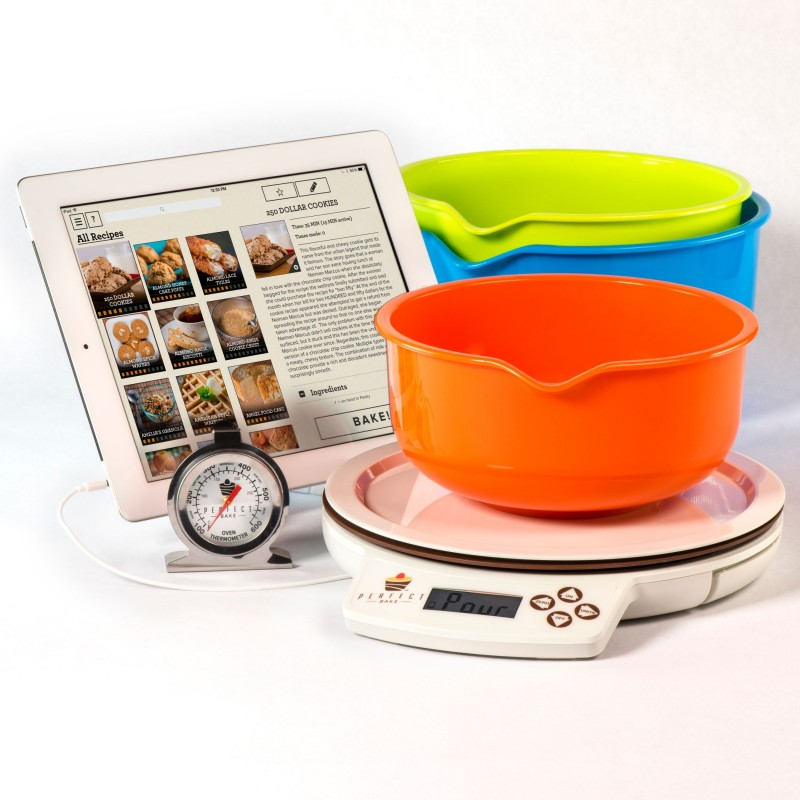 Perfect bake scale app baking giveaway us 1 21 for Perfect bake scale review
