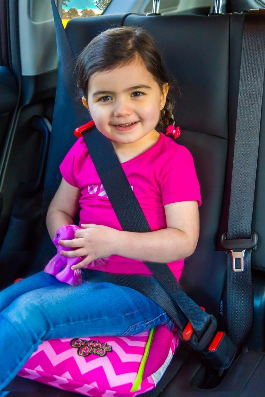 Bubblebum Car Booster Seat Reviews