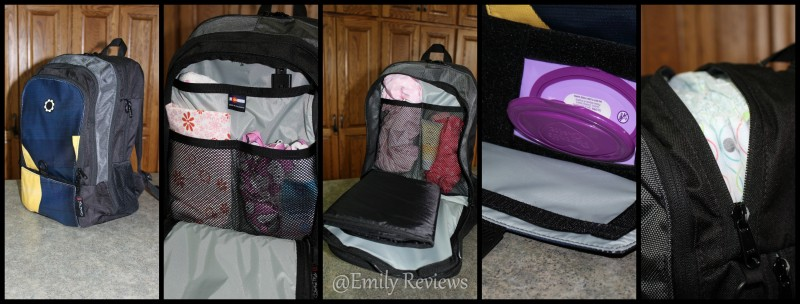 Dadgear Ultimate Diaper Bag Backpack Perfect For Dads Travel Moms