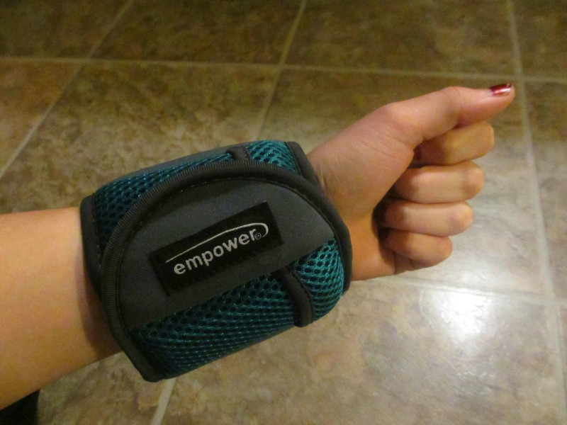 Empower fitness wrist weight