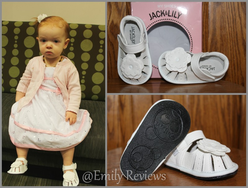 Easter, Spring, & Summer Footwear From Jack & Lilly, Layla Summer Sandals in white