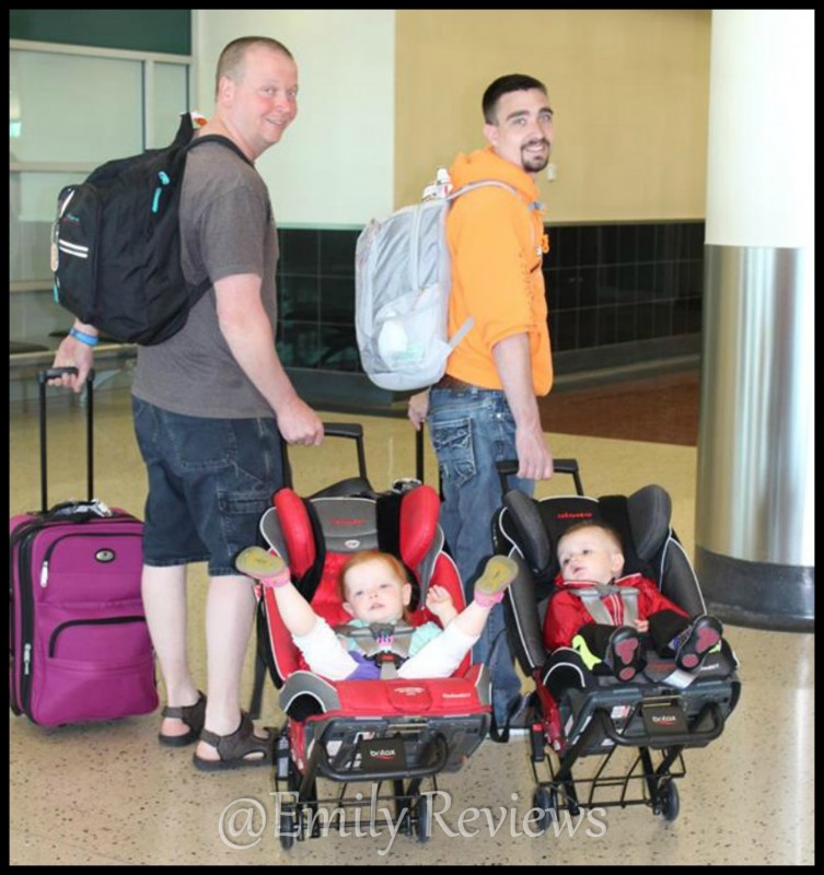 Britax ~ We\'re Back! + Update On Britax Car Seat Travel Cart | Emily ...