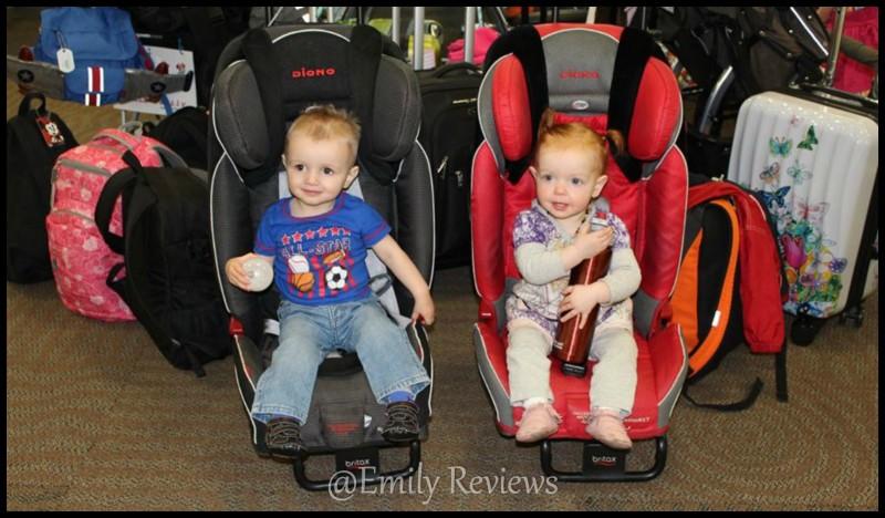 Britax We Re Back Update On Britax Car Seat Travel Cart Emily