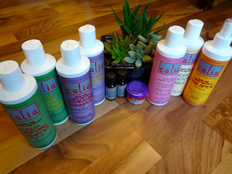 Calia Natural Beauty Product Review & Giveaway