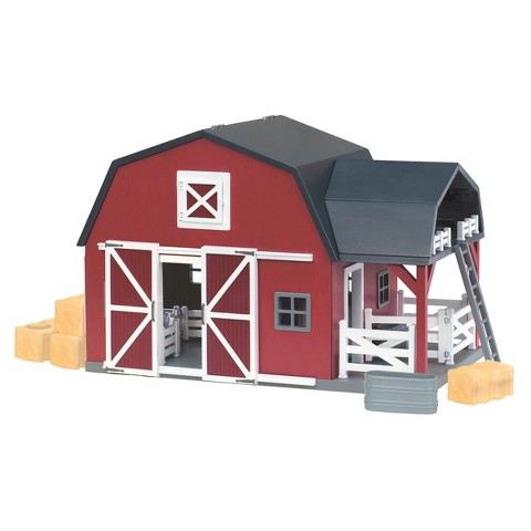 Terra Toys Wooden Horse Barn Farm Animals Review