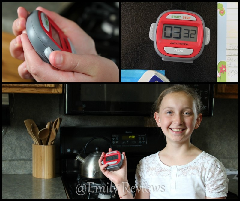 AcuRite Digital Timer Review & Family Friendly Baked Penne Recipe~ Simple & Feeds a crowd!