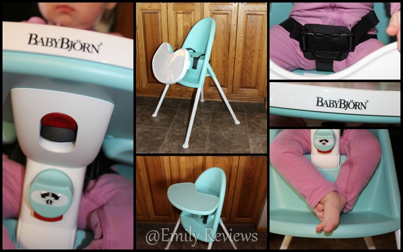 baby bjorn high chair instructions
