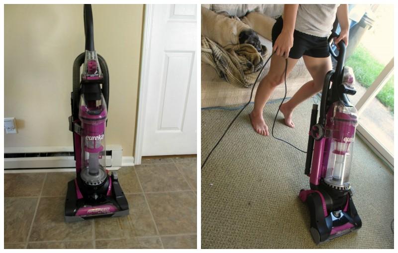 Eureka Airspeed All Floors Vacuum Review Spring Cleaning