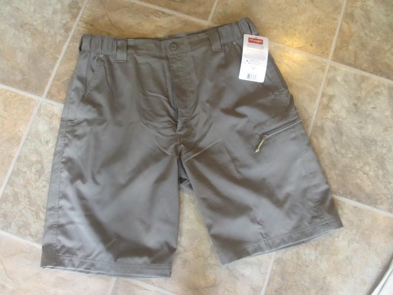 wrangler performance hybrid shorts