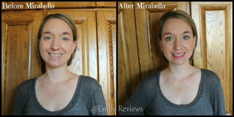 Mirabella Makeup With Personality