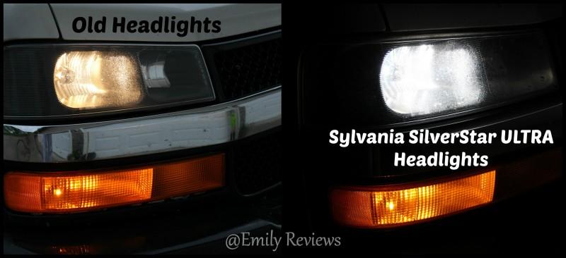 Sylvania Silverstar Ultra Headlights Review Amp Giveaway Us