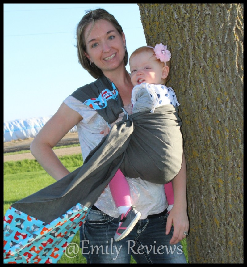 ebe385b2d04 8 Things I Do While Baby-Wearing   Snuggy Baby Giveaway (US   Canada ...