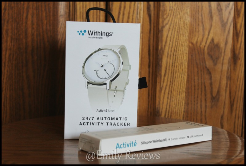 withings activité steel wristband