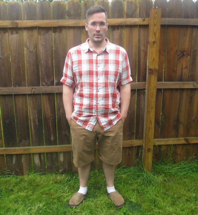 Wrangler men's outfit