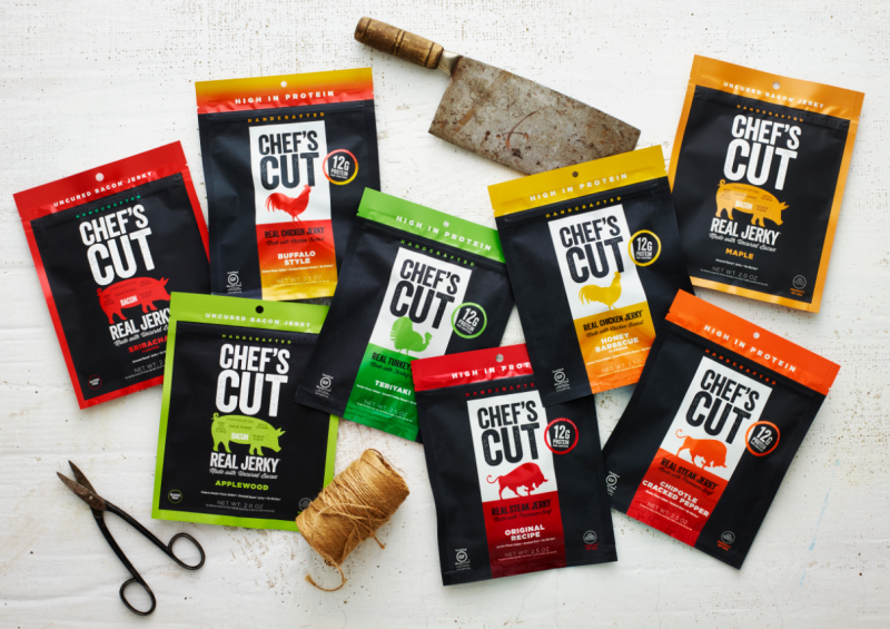 Chef's cut 8 pack jerky giveaway