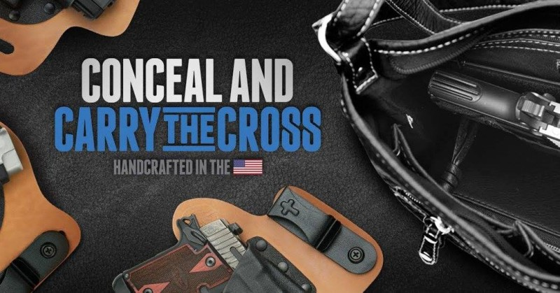 CrossBreed Holsters ~ Father's Day Last Minute Gift Idea: SuperTuck Deluxe Conceal and Carry Holster