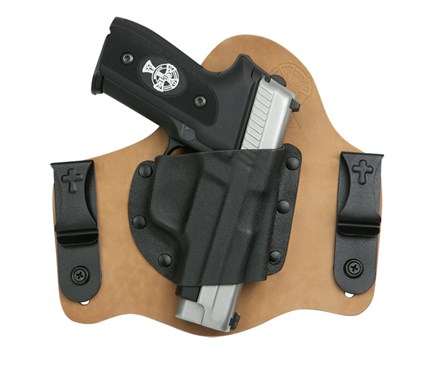 CrossBreed Holsters ~ Father's Day Last Minute Gift Idea: SuperTuck Deluxe Conceal and Carry Holster: SuperTuck Deluxe Inside Pants Holster