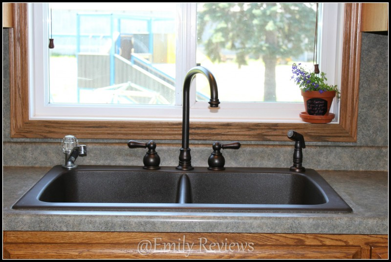 Affordable Ways To Spruce Up Your Kitchen + American Standard Hampton  Kitchen Faucet Giveaway (Continental US) 7/15
